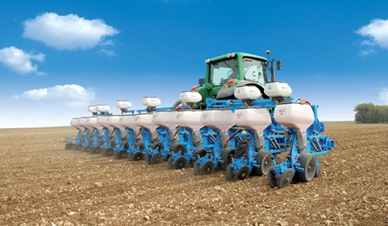 Semis en Twin-Row pour augmenter la productivité